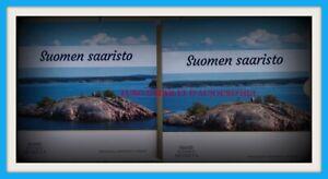 Coffret BU Euros Finlande 2021 Série Euro  Archipel Finlandais 2021 disponible