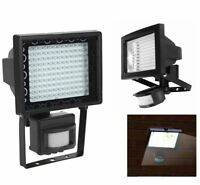 NEW 130 BRIGHT LED PIR MOTION SENSOR SECURITY FLOODLIGHT GARDEN OUTDOOR LIGHT