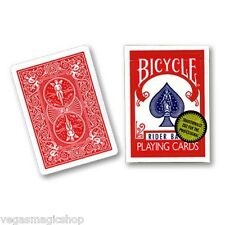 Gold Standard 808 Red Deck Bicycle Playing Cards Poker Size USPCC Limited Sealed