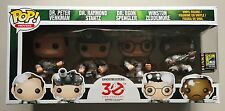 Funko Pop Exclusive 2014 SDCC Exclusive GHOSTBUSTERS 4 Pack San Diego Comic Con