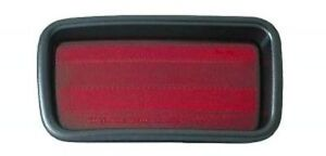 Left Rear Reflector Light - Fits 99-04 Mitsubishi Montero Sport