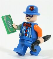 NEW LEGO BATMAN MAD HATTER MINIFIGURE FIGURE DC COMICS - MADE OF GENUINE LEGO