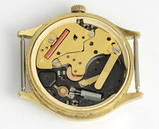 MICROMA Reporter Armbanduhr. Uhr. Lesen! Swiss Made goldfilled dress watch. Read