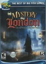 Mystery In London On The Trail Of Jack The Ripper PC Games Windows 10 8 7 XP