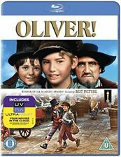 Oliver BLURAY 1968 Region DVD