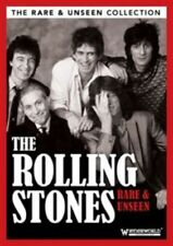 Rolling Stones RARE and Unseen 5018755248016 DVD Region 2 P H