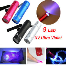 Useful  Mini LED UV Gel Lamp Light Nail Dryer Flashlight Nail Polish Manicure