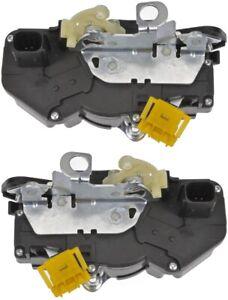 Door Lock Actuator Motor Front Dorman 931-303KT