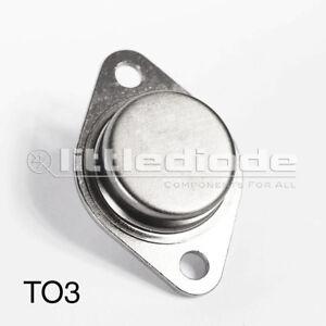 2SB541A Transistor Silicon PNP - CASE: TO3 - MAKE: NEC