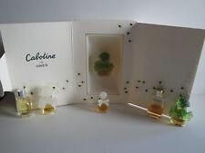 Lot de 6 Miniatures de Parfum Gres