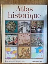 1982,Atlas Historique,P. SERRYN, Histoire de France par l'image - 4587