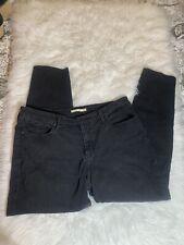 Levi's 311 Shaping Skinny Women's Plus Size 20W Black Wash Stretchy Jeans