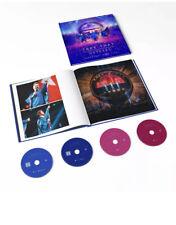 Take That: Odyssey - Greatest Hits Live - Blu Ray CD DVD 4 Disc - Hardback Book