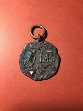 Very Rare Vintage 1907 Central Baltimore Y.M.C.A 100 Yard Dash Medal