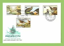 First Day of Issue Birds Stamps