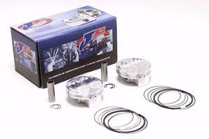 JE Pistons 09-12 Lamborghini Gallardo V10 5.2L FSI Audi R8 85mm Bore 10.5 Comp.