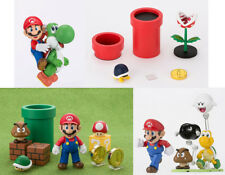 Nintendo Mario 2 Characters and 4 Diorama S.H.Figuarts Playing Set