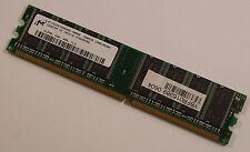 Micron MT16VDDT6464AG-40BGB (512MB DDR SDRAM 400 MHz 184-pol.)RAM TOP! (M2)