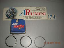 1901097 SERIE FASCE PISTONI (RINGS) FIAT 131-242-132-ARGENTA-CROMA-RITMO-REGATA-
