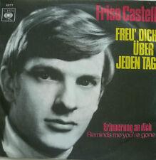 """7"""" 1969 RARE! Frisco Castell: perché ti sopra di ogni giorno"""