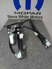 01-03 Grand Caravan Town Country Drivers Side Front Power Window Regulator Mopar