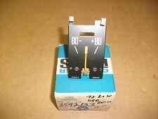 NOS Mopar 1972-1974 B-Body ammeter gauge 3592133 w/o rallye