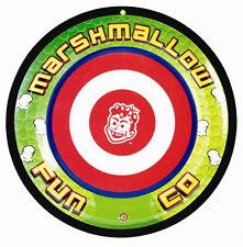 "Electronic Marshmallow Toy Gun Target plays Sounds When Hit 17"""