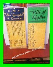 2 NEW Original Sealed REPLICA American Document Company Unopened