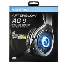 Afterglow - AG 9 Wireless Stereo Wireless Over Ear Gaming Headset for Sony PS4