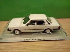 Modelcar 1:43    *** IXO IST ***  FORD TAUNUS MK III