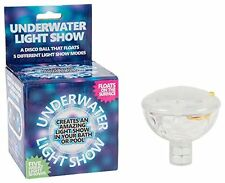 Funtime lf6750 Underwater Light Show ultra luminosa a LED discoteca a sfera in plastica