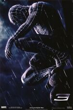 """SPIDER-MAN 3 Movie Poster [Licensed-New-USA] 27x40"""" Theater Size  (MARVEL)"""
