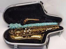 Vintage Buffet Crampon S.A. 18-20 Alto Saxophone