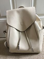 Women's White/Cream Accessorize Backpack