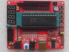 MCS51 STC89C51 STC89C52 Burning Learning Board Write Development Board C51