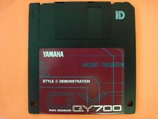 YAMAHA QY700 QY-700 2 HD Floppy Disk Factory DATA + 150 Styles Q7P Format Dance