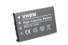 Batterie pour Casio NP-20DBA NP-20 DBA