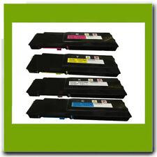 1SET NON-OEM Dell C3760 C3765  HY Toner 331-8429 331-8432 331-8431 331-8430
