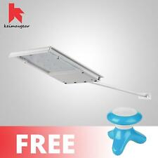 Keimavgear Waterproof Long Handle Solar LED Light Free Mimo Massager (Blue)