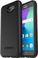 OtterBox Symmetry Case Galaxy J7 2017, V, Halo, Perx, Prime, Easy-Open Packaging