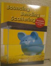 BOUNCING, BENDING, & SCATTERING ABOVE-Level READER 3RD GRADE 3 SCIENCE HARCOURT