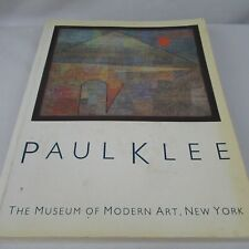 Paul Klee The Museum of Modern Art New York 1987 Lanchner Paperback