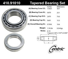 Wheel Bearing and Race Set-4WD Centric 410.91010E
