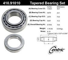 Wheel Bearing and Race Set-C-TEK Bearings Centric 410.91010E