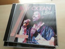 Billy Ocean : In motion-Remixes of his hits CD