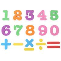 Alphabet Letters Number Magnetic Fridge Baby Kids Learning Teaching Games Toys