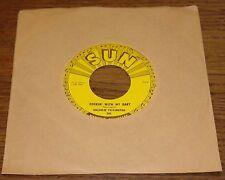 "MALCOLM YELVINGTON ~ ROCKIN' WITH BABY b/w IT'S ME ~ ORIGINAL USA SUN 7"" 1954"