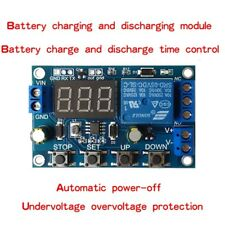 Battery Charge Discharge Board Under/Over Voltage Protection Module DC 6-40V GL