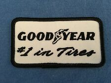 Goodyear Tires Patch #1 in Tires NOS Automotive Eagle Performance NASCAR Racing