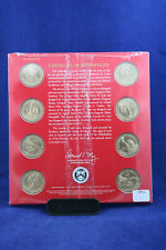 2010 Presidential $1 coin Uncirculated Set Sealed  coin P&D Mints